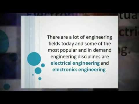 How Is Electronics Engineering Different To Electrical Engineering?
