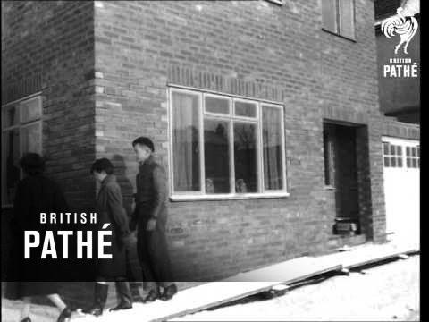 Home Made £1500 House (1955) (видео)
