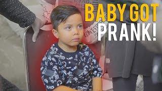 Video Baby Qahtan Halilintar Got Prank! MP3, 3GP, MP4, WEBM, AVI, FLV Juni 2019