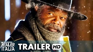 Nonton The Hateful Eight Trailer Teaser Italiano Ufficiale (2016) - Quentin Tarantino [HD] Film Subtitle Indonesia Streaming Movie Download