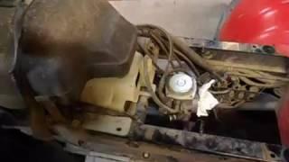 10. Honda Foreman 450 Fourtrax carb removal
