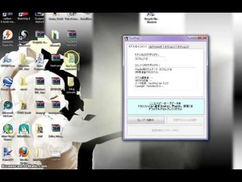 tso2pmd - this is my first tutorial and how to use tso2pmd! here is a link (my uploaf) to tso2pmd :http://www.mediafire.com/?2cptbqza6p5z162 here is a link to mmd (my ...