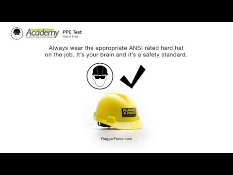 Head Protection PPE Test