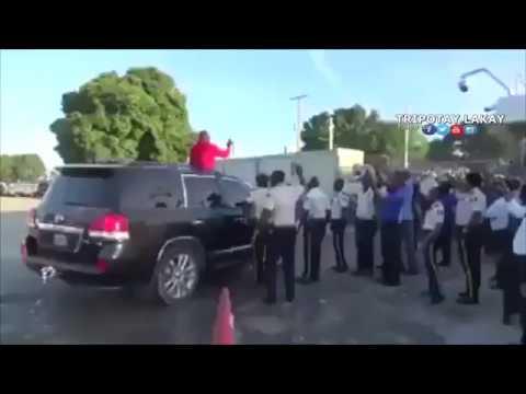 Komite Pitit Desalin nan pral gade si Moise Jean Charles dwe pran vakans nan fè manifestasyon