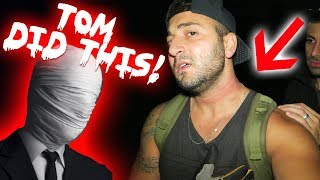 I Returned To Toms Haunted House And This Happened To Me    Moe Sargi