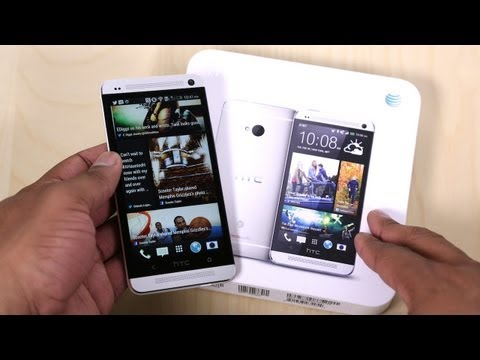 SoldierKnowsBest - The HTC One is easily the most anticipated phone of 2013 thus far and here's my unboxing of it!