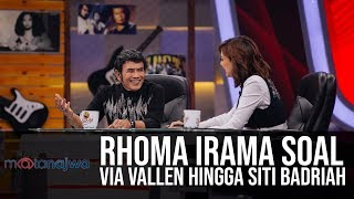 Download Video Mata Najwa Part 3 - Panggung Rhoma Irama: Rhoma Irama Soal Via Vallen Hingga Siti Badriah MP3 3GP MP4