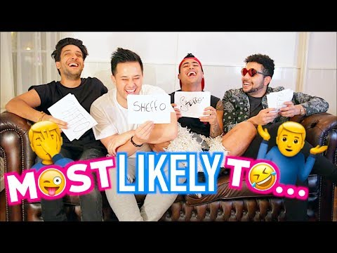 MOST LIKELY TO 🤦♂️ - Continuum Challenge