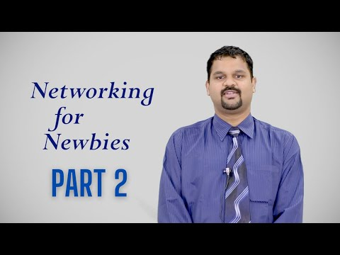 Networking for Newbies Part 2 - What is a Network?