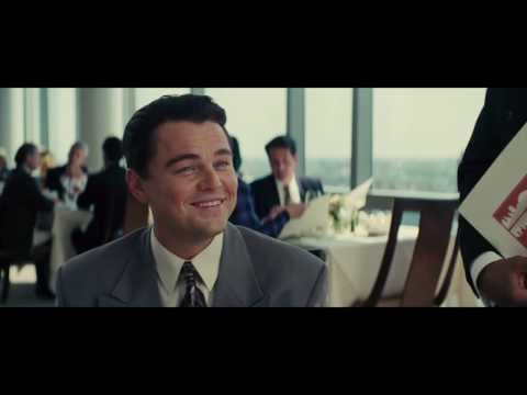 The Wolf of Wall Street (2014) First Day On Wall Street Clip [HD]