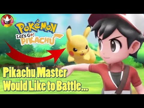 Pokemon Let's Go Interview Revealed NEW Master Trainers, Post Game Content, and Possible Johto?!