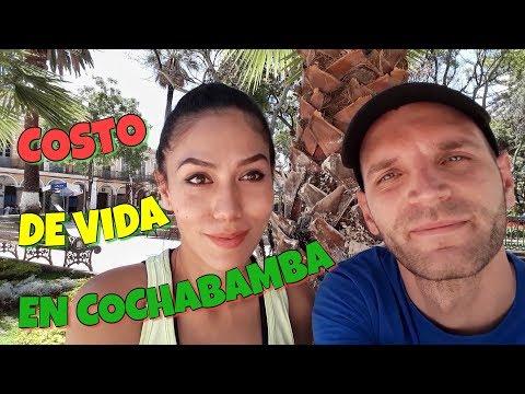Costo de vida en Cochabamba - Bolivia // ¿ Cuánto cuesta vivir en Cochabamba?