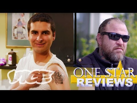 I Got a Tattoo from One of Yelp's Worst-Rated Tattoo Parlors | One Star Reviews