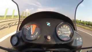 10. BMW F650 top speed