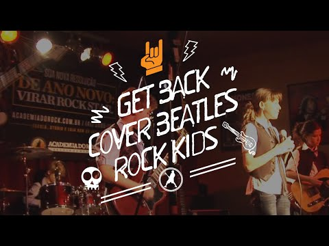 Get Back - Cover The Beatles - Rock Hour 5