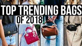 Video TOP TRENDING DESIGNER HANDBAGS FOR 2018! MP3, 3GP, MP4, WEBM, AVI, FLV Oktober 2018