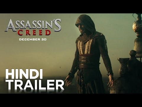Assassin's Creed | Official Hindi Trailer | Fox Star India | December 30