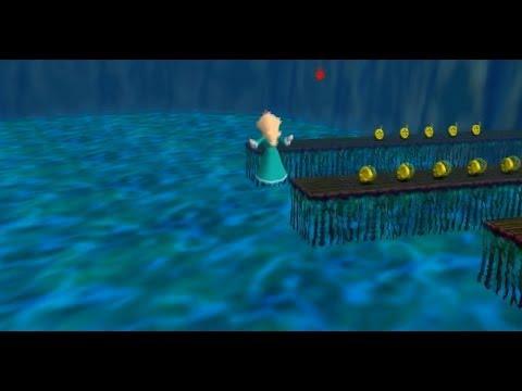 chacs stream live #2 -Super mario 64 3D world (hack rom)