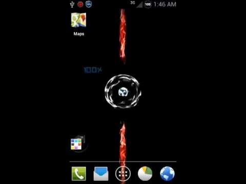 Video of Battery Nova Live Wallpaper HD