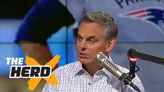 Cowherd: People who think Tom Brady is overrated are out of their gourds - 'The Herd' by Colin Cowherd