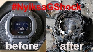 Download Video Nyiksa G-Shock Ampe Ancur!! MP3 3GP MP4
