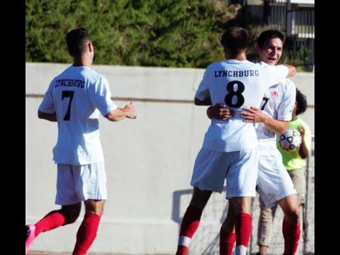 Lynchburg Men's Soccer vs Eastern Mennonite