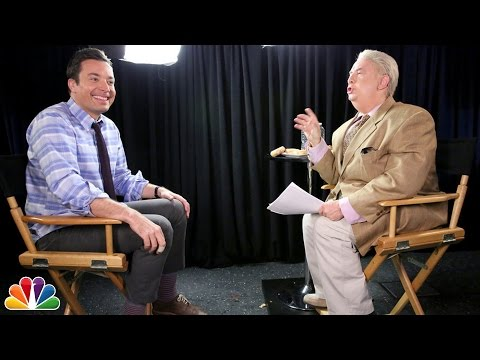WATCH: Jimmy Fallon Sits Down With 'Jiminy Glick' In Hilarious Interview