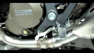10. 2014 Ducati Monster 1200 S White Colour Walkaround [yileacale]