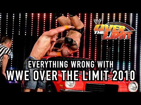 Episode #235: Everything Wrong With WWE Over The Limit 2010 (видео)