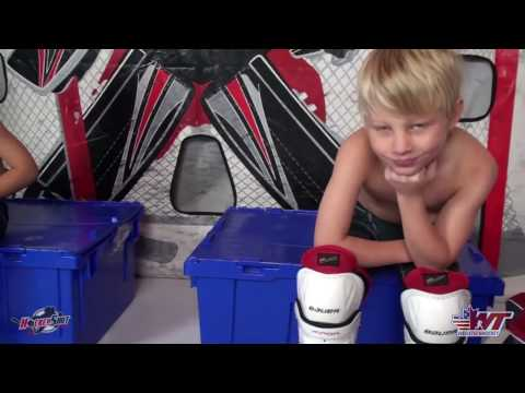 Hockey Equipment Tips for Kids (see TOC in description)