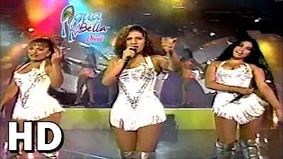 AGUA BELLA  HD   PORQUE PORQUE  Marina  Evelyn y Maricarmen