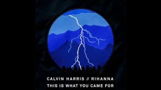 Calvin Harris  - This Is What You Came For Feat. Rihanna (Original Mix)