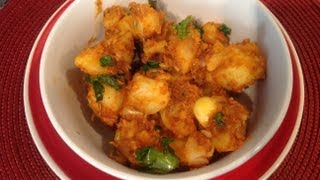 Potato Fry Or Urulai Kilangu Poriyal Or Aloo Curry