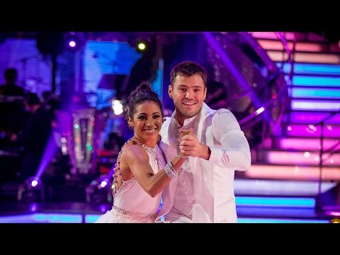 Feet - http://www.bbc.co.uk/strictly Mark Wright and Karen Hauer dance the Quickstep to 'Tiger Feet'.