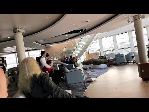 Το «Viking Sky» ρυμουλκείται σε ασφαλές λιμάνι – 450 επιβάτες μεταφέρθηκαν στην ακτή…
