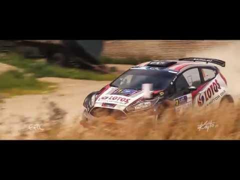 Gravel festival of speed - Kajetanowicz/Baran 2nd in Rally Estonia 2016