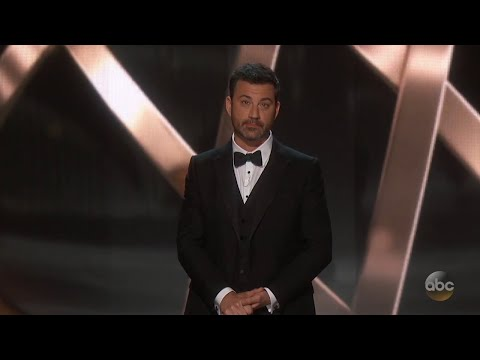 Jimmy Kimmel s Opening Monologue From the 2016