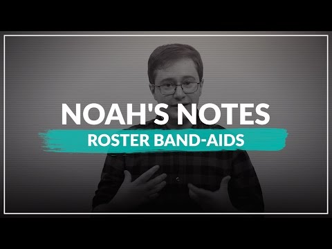 Video Noah's Notes: Roster Band-Aids download in MP3, 3GP, MP4, WEBM, AVI, FLV January 2017