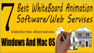 7 Best Whiteboard Animation Software (2017) For Windows And Mac PC http://www.softsuggester.com/best-whiteboard-animation-software/ Best and easy to use whit...