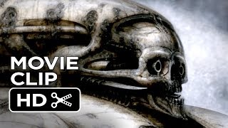 Jodorowsky's Dune CLIP 1 - Giger (2014)