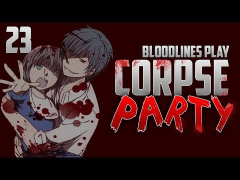 Corpse party (Тайна Директора) # 23