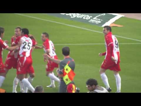Almería 3 - 0 Villareal (Liga Española 2009)