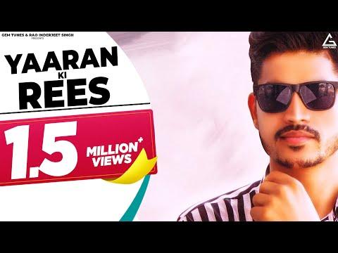 Yaaran Ki Rees (Official Video) - Ndee Kundu   Kaka   New Haryanvi Songs Haryanavi 2019