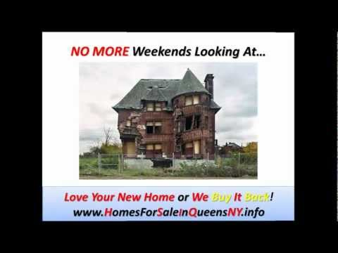 Homes For sale In Queens NY- If Not Satisfied We Buy It Back! Queens Homes for Sale