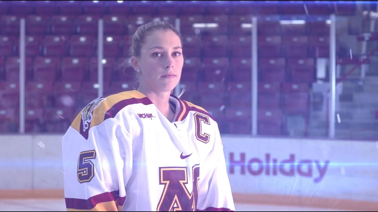 OFFICIAL 2014-15 Minnesota Gophers Women's Hockey Intro Video