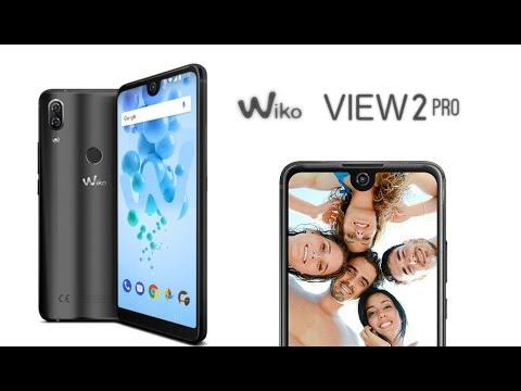 Wiko View 2 Pro - 4GB RAM  19:9 full screen smartphone