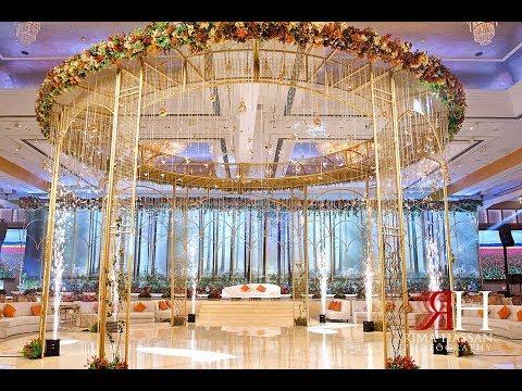 Grand Hyatt Dubai Wedding Trailer - Manar & Ahmed видео