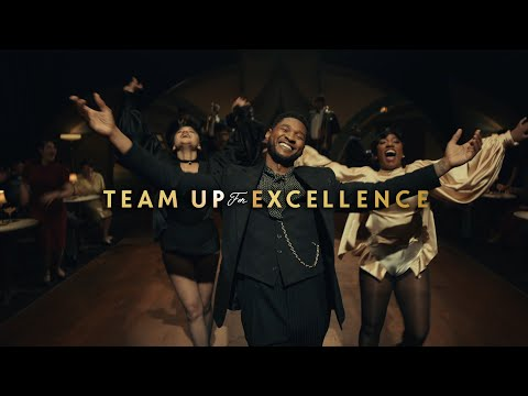 USHER | REMY MARTIN - Team Up For Excellence