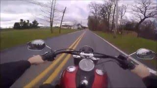 5. 2013  Harley Davidson Softail FLS slim