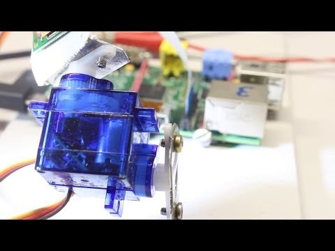 Servos - working principle and homemade types